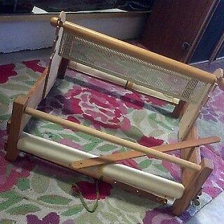 Dryad Tabby Two-Way Weaving Loom