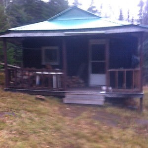 Camp and 24.5 Acres on Back Settlement Road ,Hillsdale,NB