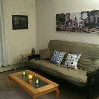 Great St James apartment for sublet