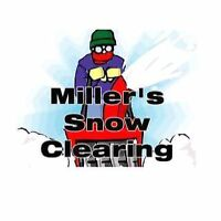 Snow Clearing/ Removal Services