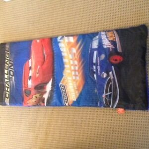 Cars Kids Sleeping Bag