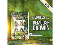 FREE ONLINE BOOK – THE SKULLS THAT DEMOLISH DARWIN