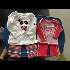 Girls winter clothes, size 2