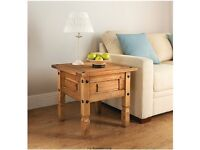 Rio corona wood side coffee table £20 from next pick up South Shields