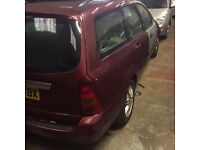 2001 Ford Focus Estate 2.0 Diesel Breaking for parts