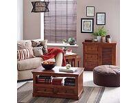 Dunelm wood coffee table