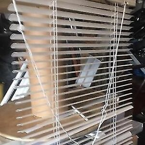Assorted window blinds for sale
