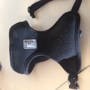 Dog harness for small dog for car or leash