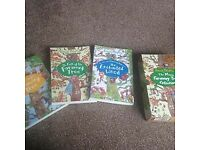 Set of 3 Enid Blyton - the Magic Faraway Tree collection - never been read so in very good condition
