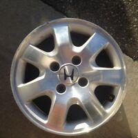 Honda Accord Rims - Set of 4