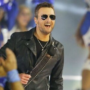 ERIC CHURCH 4TH. 5TH. ROW =D=E=FLOOR SEATS 4RIEM... 5IEME RANGEE