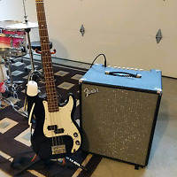 Bass Player for Sale