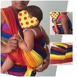 Wrapsody Stretch Hybrid Baby wrap