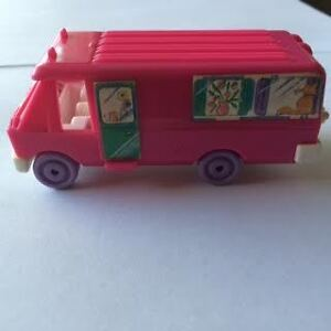 Vintage 1994 Polly Pocket Home on the Go