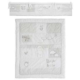 Obaby B is for Bear Cot Bedding Set (x2)