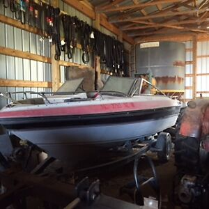 18 Foot 140 Hp Boat for Sale
