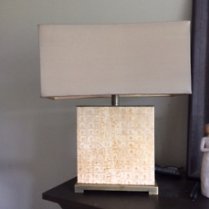 Two Bedside lamps