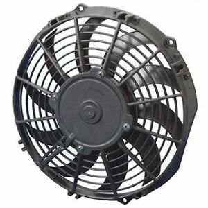 "SPAL 10"" 12V PWER FAN PUSHER 430-022"