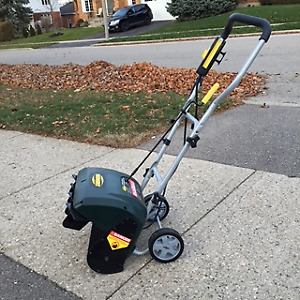 "16"" 10A Electric Snow Thrower - Why Shovel?"