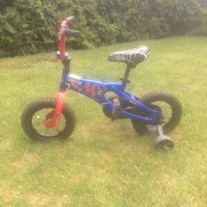 Vélo pour enfants Spiderman