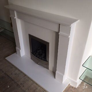 Fireplace and Gas Fire (Optional)