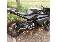 Yamaha yzrf 125cc