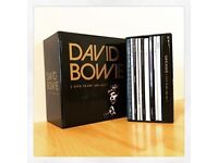 David Bowie Five Years Vinyl Box Set (Sealed)