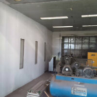 Paint Booth Professional 27' L X 14' W X 10' H ( Complete )