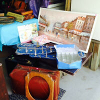 One Day -ONLY -Downsizing -Everything Must GO