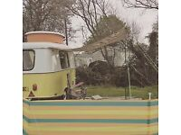 Caravan For Hire In Hampshire - Available For Holidays and Events