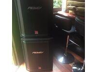 Peavey HiSys 2 XT PA Speakers
