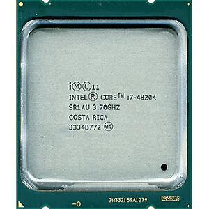 i7-4820k CPU