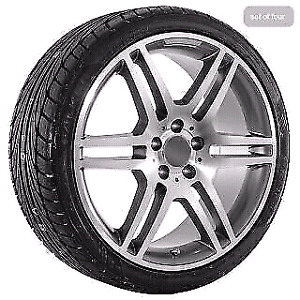 BENZ 5X112 mags 17X7,5 winter package