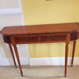 Reproduction Regency Occasional Table - good condition