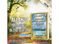 FREE ONLINE BOOK – ALLAHS MIRACLES IN THE QURAN