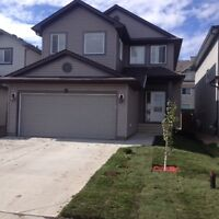 Three bed room house for rent