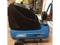 ABAC OLC 231 Compressor with tools
