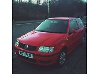 VW Polo 6N2 1.0 RED 2000 BREAKING (CHECK PARTS LIST FOR WHATS SOLD)