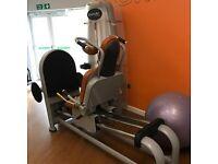 Sports Art Fitness Horizontal Leg Press