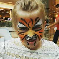Cheeky Face Paint