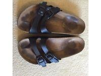 Birkenstock sandles - size 4