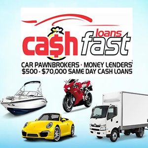 Cash Fast Loans - Car, Motorcycle and Boat Pawnbrokers
