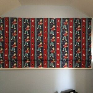 Boy's roman blind - free Willoughby Willoughby Area Preview