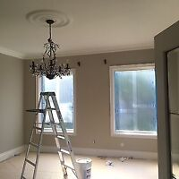 98$ PER ROOM SPECIAL Professional Painting Crew Montreal