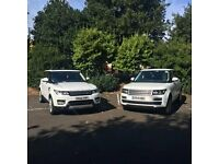 Airport Transfer - Leicester to all major aiports in a Land Rover Discovery or Range Rover Sport