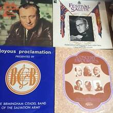 *LAST DAYS-UP TO 80%OFF* Set of 4 Retro Records Brunswick West Moreland Area Preview