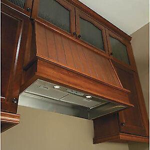 Insert Range built-in kitchen exhaust fan range hood from $449
