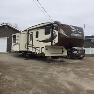 2015 Jayco Eagle 5th wheel