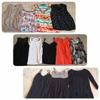 Excellent condition small/medium clothes!