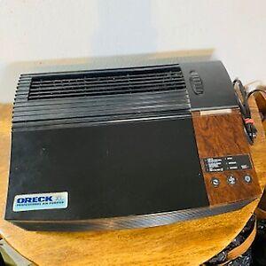 Purificateur d'air / Oreck XL  /  Valeur 400$